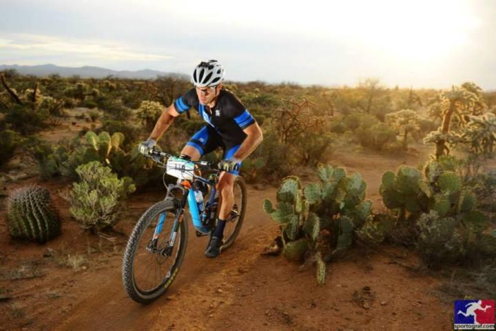 Trails durch die Wüste!