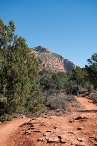 Trail to Red Rock