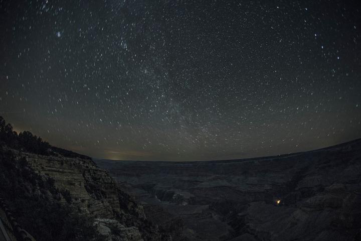 Grand Canyon @ Night