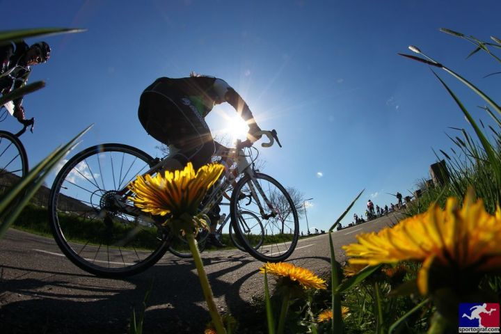 Sunshine at the Amstel Gold Race