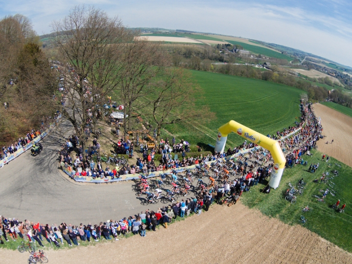 The Peloton, Amstel Gold Race 2015