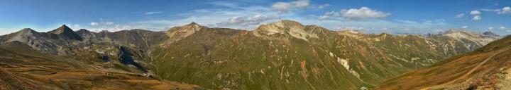 Livigno's landscape