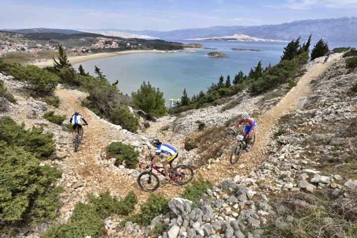 4 Islands MTB stage race