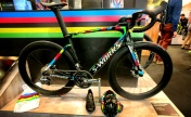 Custom painted Specialized Venge