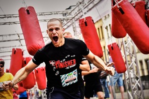 Strongman Run Antwerp - Belgium