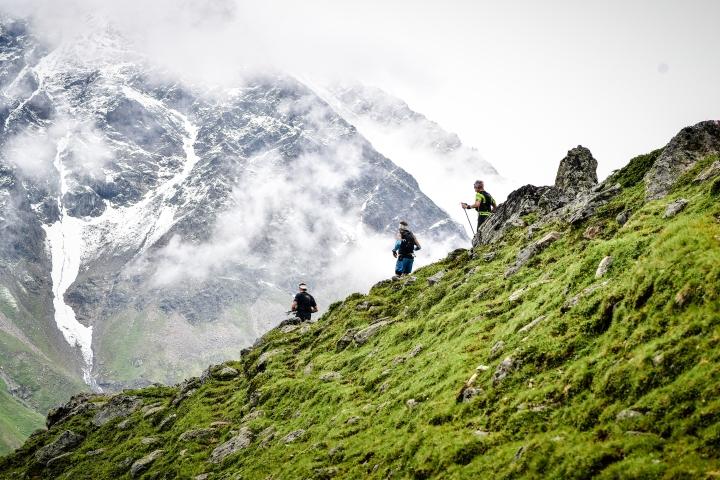 Pitztal Glacier Trail - Austria
